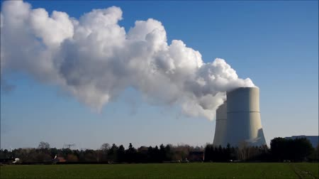 cooling tower : power plant