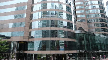 kerület : HONG KONG CIRCA JUNE 2014: Hong Kong Stock Exchange HKEx is located in this building. It is Asia39s second largest stock exchange behind the Tokyo Stock Exchange and the sixth behind Euronext.