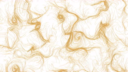 undo : Abstract Squiggly Lines. Organic 4K UHD background  design element.