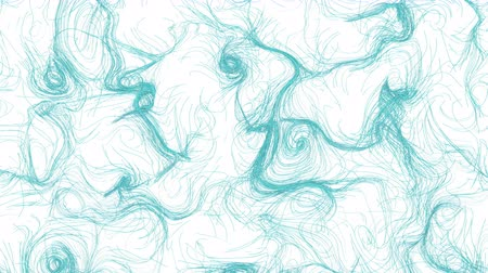 inferior : Abstract Squiggly Lines. Organic 4K UHD background  design element.