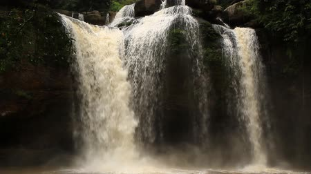frescura : Beautiful Unesco Haew Suwat Waterfall in Khao Yai