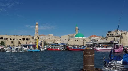 akko : Port of Acre, Israel
