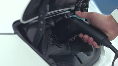 stecker : Charging of an electric car