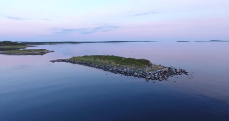 White Sea coast, Solovki Islands