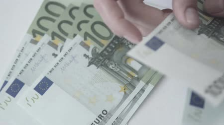 euro banknotes : Euro. Money. Bill.