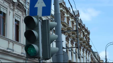 světlo : Traffic lights