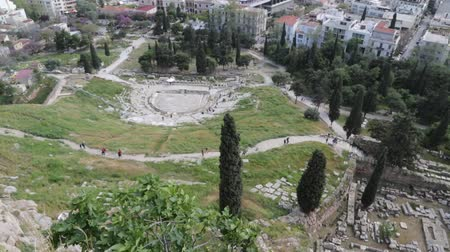 акрополь : in athene greece the antique acropolis temple and classical history ruins