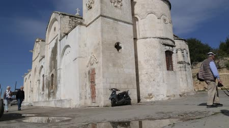 bell tower : in cyprus the old church and the historical heritage of history