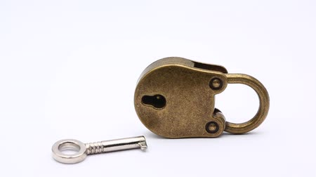 buraco de fechadura : padlock like concept of security and protection