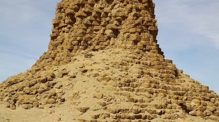 soedan : in africa sudan napata karima the antique pyramids of the black pharaohs in the middle of the desert