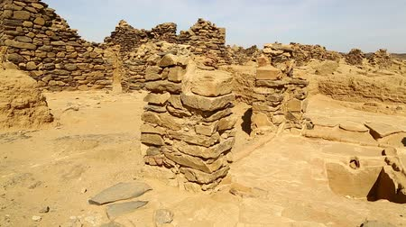 faraon : in africa sudan el kurru The ancient temple of the black pharaohs in the middle of the desert Dostupné videozáznamy