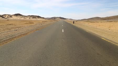 terreno extremo : in south africa the street in the nubian desert concept of wild and adventure