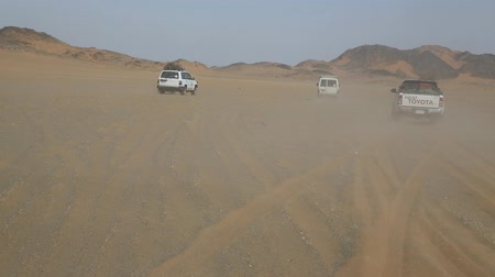 in south africa the street in the nubian desert concept of wild and adventure