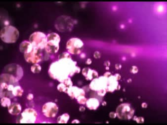 pink : Pink diamonds scattered in the air