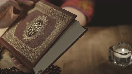 persuasion : Muslim women reading Holy Quran
