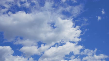 keşif : Timelapse of Clouds Over Blue Sky