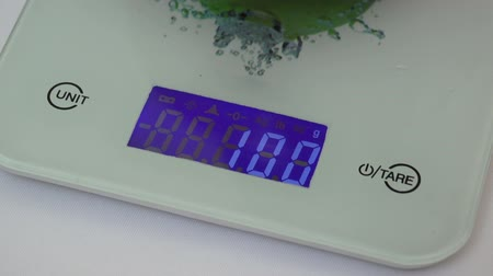 kilogramm : Kitchen scales electrons 6