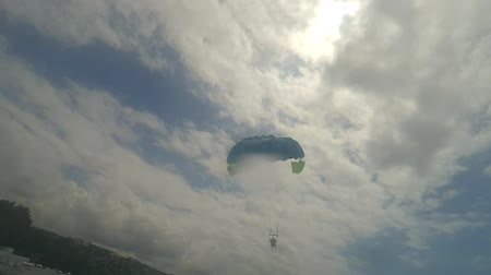 szybowiec : View to Paragliding POV Vacation Summertime