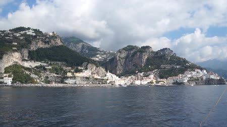 costa : Views from around the Amalfi Coast in Italy Vídeos
