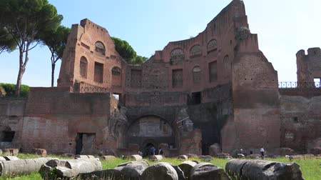 império : Views from around the ancient Italian city of Rome.