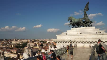 birleşik : Views from around the ancient Italian city of Rome.