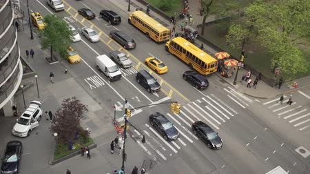 marmeláda : A view of a typical New York City intersection Dostupné videozáznamy