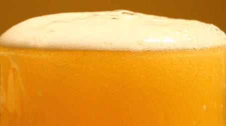pint glass : beer glass Stock Footage