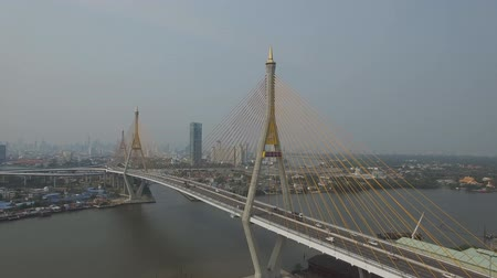 yaldızlı : The bridge over the Chao Phraya River (Bangkok) Thailand