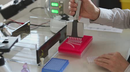 ДНК : DNA extraction from biological samples by centrifuge