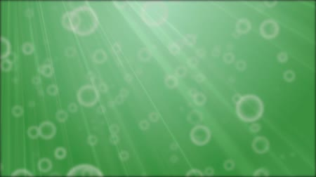 зеленый фон : background with green bubbles