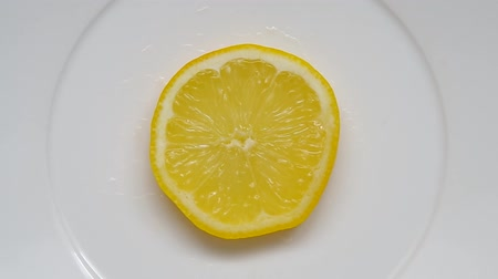 cytryna : Sliced lemon