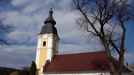 augsburg : Evangelical Baroque church, Which was built in 1786 in Betliar