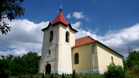 evangelical : Baroque-classical church, Evangelical Church from 1787 in Ardovo, district Roznava, Slovakia