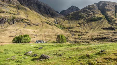 coe : Time lapse of the amazing landscape of the scottish highlands