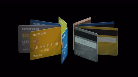 karta kredytowa : Credit Cards Animation