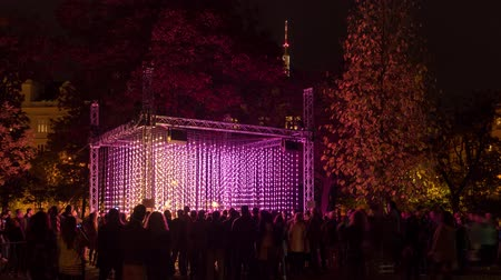 Signal Festival, festival of light art and emerging technologies in Prague.