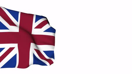 культура : Background of the isolated flag UK.