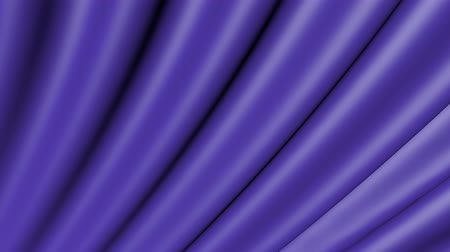 díszítés : Movement of the purple material is folded. The background fabric in motion.