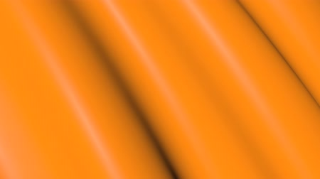 xale : Orange cloth background. The movement of the canvas is monotonous.