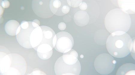 боке : White silver bokeh fast shift HD background