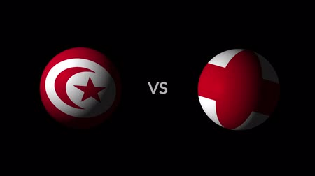 qualification round : Soccer competition, national teams Tunis vs England