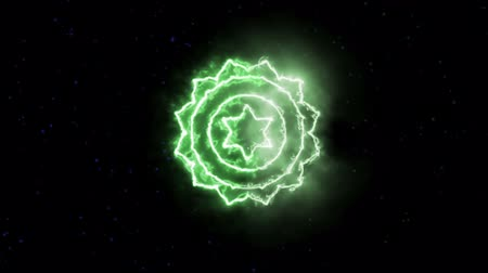 chakra : The Heart Anahata Mandala Chakra Symbol Forming Of  Fire, one of the seven chakras, great for design