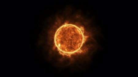 origens : The surface of the Sun with enormous thermal energy
