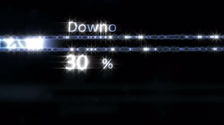 pokrok : Downloading progress with percentage, HD 1080 Dostupné videozáznamy