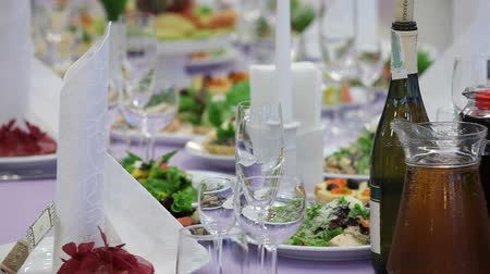 ital : Rich and abundant wedding feast.