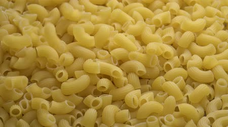 seca : raw pasta Stock Footage