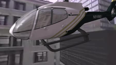 telefon : helicopter city action flying