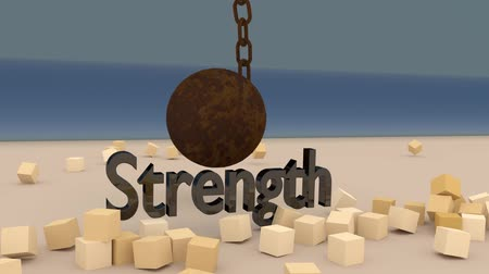 endure : Break Through to Strength