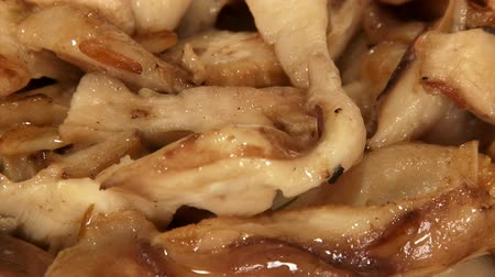 shiitake : Food, Shiitake mushrooms, served, closeup