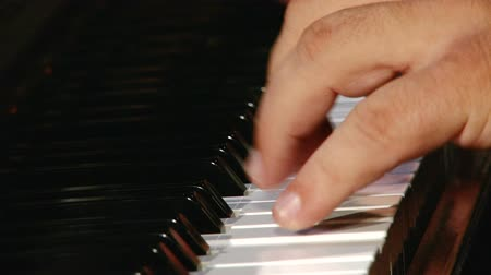 jazzdans : Piano, jazz, close-up